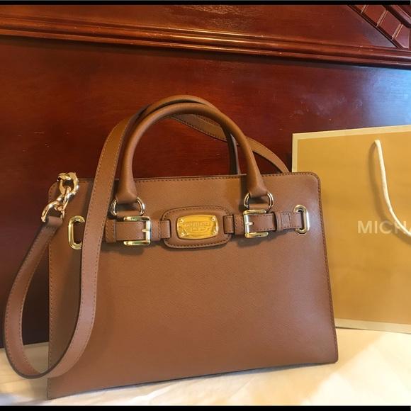 73d6632637  298 Michael Kors Hamilton Handbag Purse MK Bag